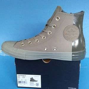 BRAND NEW CONVERSE LEATHER SNEAKER